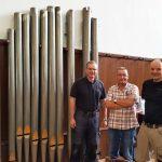 Restauratie van het Bätz-orgel nadert voltooiing