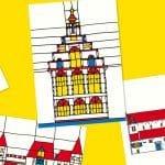 Amersfoort, Mondriaan en glas-in-lood