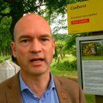 Aankondiging Hagenpreek door Gert Jan Segers
