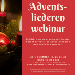 20 december: Filmpjes over Adventsliederen