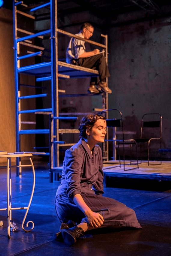 Bonhoeffer theatercoorstelling